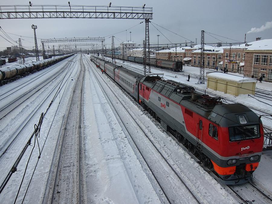 Re: Обсуждение поезда